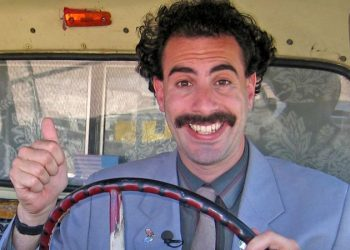 Borat sequência
