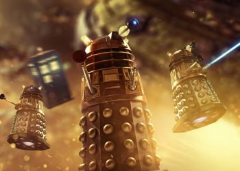 Daleks!   BBC anuncia série de derivada de Doctor Who
