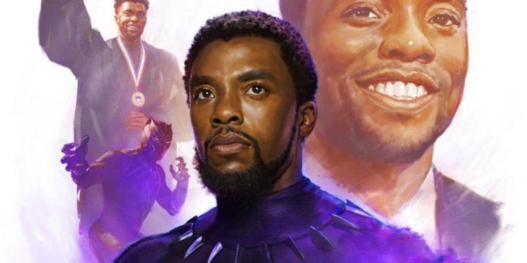 Chadwick Boseman vai ganhar estátua