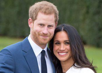 Príncipe Harry e Meghan assinam contrato