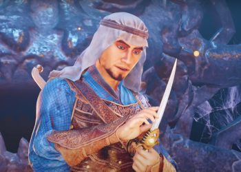 Prince of Persia: Sands of Time   Remake do game