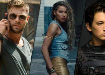Chris Hemsworth em Spiderhead da Netflix