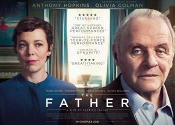 The Father com Anthony Hopkins