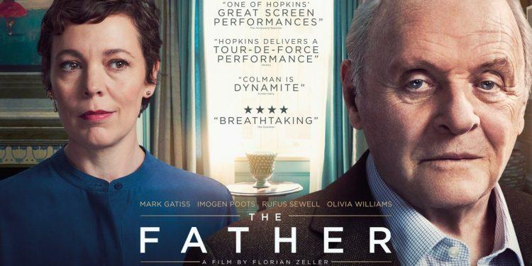 Meu Pai com Anthony Hopkins