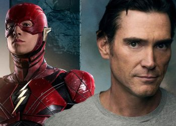 The Flash Billy Crudup