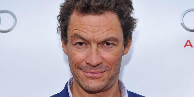 Dominic West The Crown