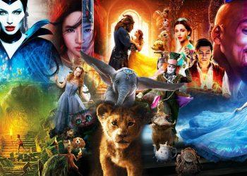 Melhores filmes em live-action da Disney