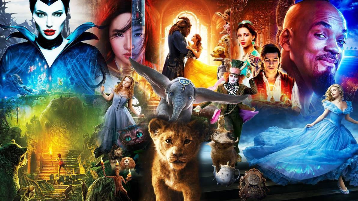 Lista: Os melhores filmes remakes da Disney em live-action