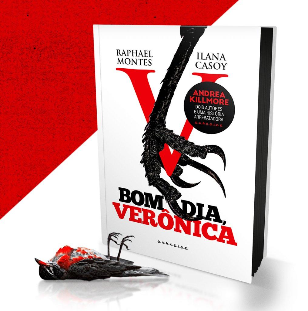 Bom Dia, Verônica, de Raphael Montes e Ilana Casoy