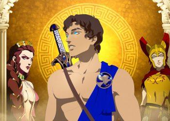 O Sangue de Zeus | Animação da Netflix