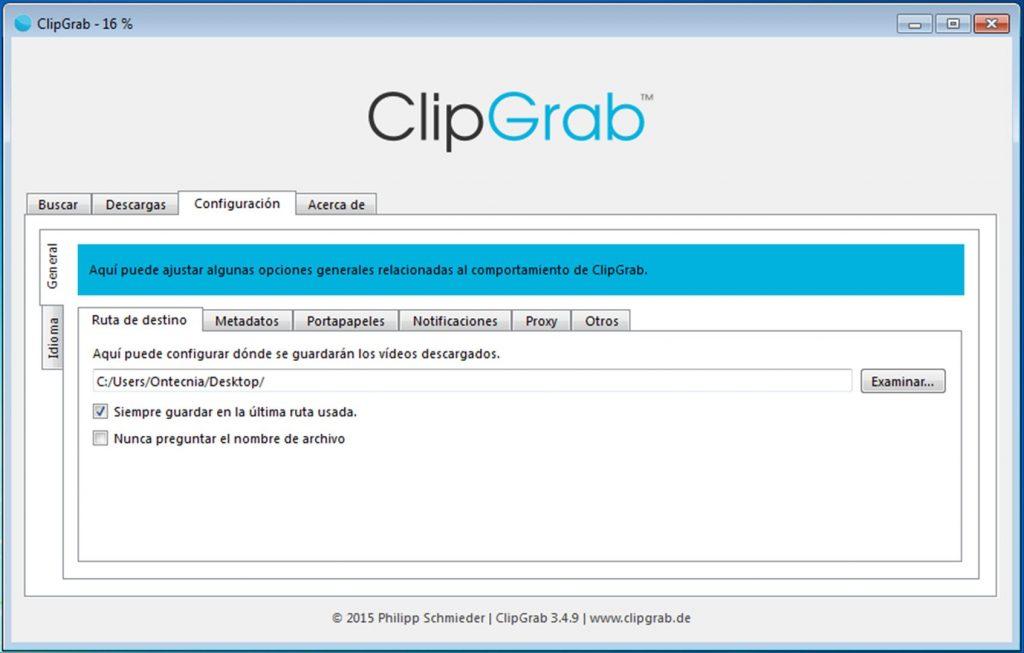 Clip Grab