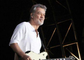 Eddie Van Halen   Lendário guitarrista morre aos 65 anos