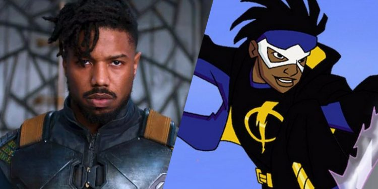 Michael B. Jordan será o produtor do filme live-action de Super Choque