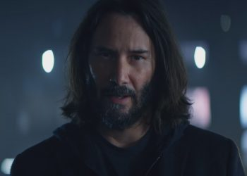 Keanu Reeves estrela comercial para o game Cyberpunk 2077