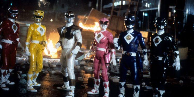 Jonathan Entwistle fará nova série de TV e filme dos Power Rangers