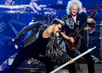 The Queen + Adam Lambert - The Show Must Go On