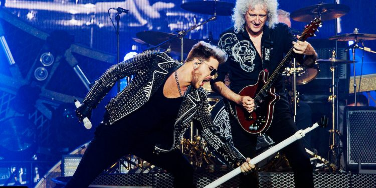 The Queen + Adam Lambert - The Show Must Go On