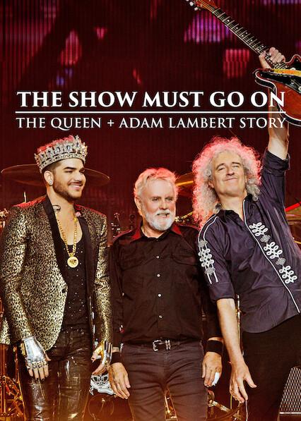 The Queen + Adam Lambert