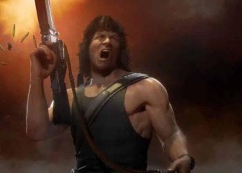 Rambo será um personagem jogável em Mortal Kombat 11