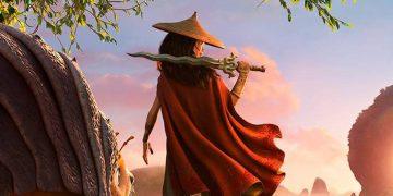 Raya e O Último Dragão | Novo filme da Disney ganha cartaz e trailer