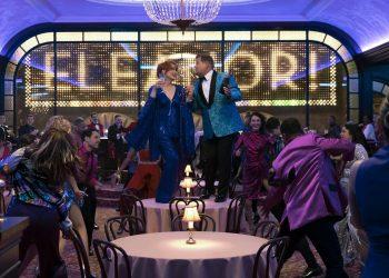 A Festa de Formatura da Netflix com Meryl Streep