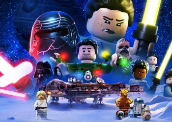 LEGO Star Wars: Especial de Festas no DIsney+