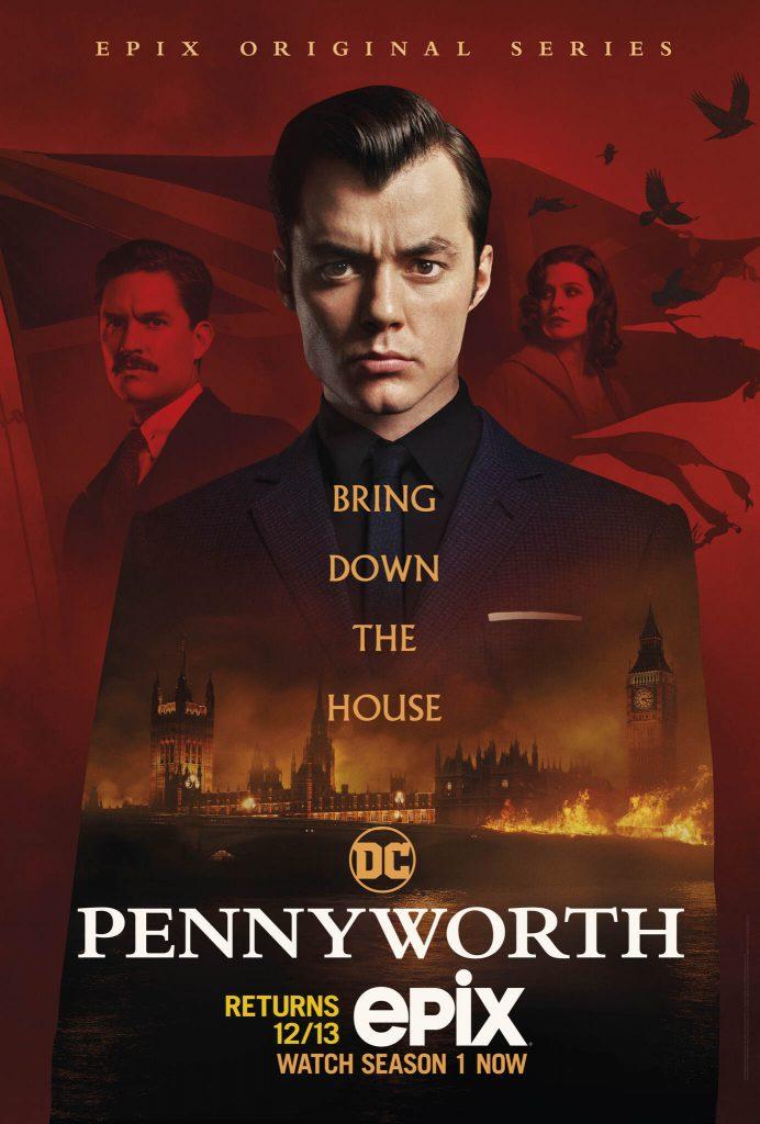Pennyworth 2ª temporada