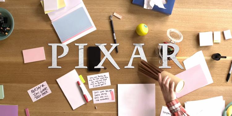 Por Dentro Da Pixar
