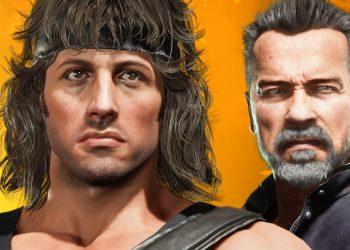 Mortal Kombat 11 | Rambo e Exterminador se enfrentam no game