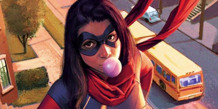 Ms. Marvel | Começam as filmagens da série do Disney+