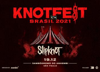 Slipknot anuncia edição do Knotfest no Brasil em 2021