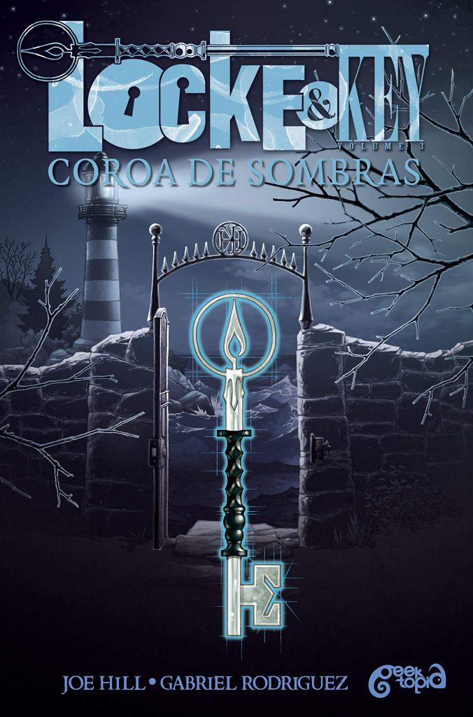 Ler é Bom, Vai! Locke & Key – Vol. 3: Coroa de Sombras