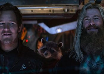 Chris Pratt irá reprisar o papel de Peter Quill em Thor: Love and Thunder