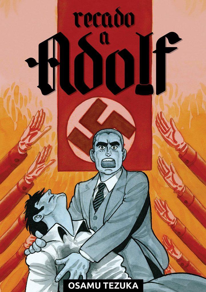 Ler é Bom, Vai! Recado a Adolf Vol. 1, de Osamu Tezuka