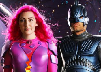 Pequenos Grandes Heróis | Teaser mostra o retorno de Sharkboy e Lavagirl