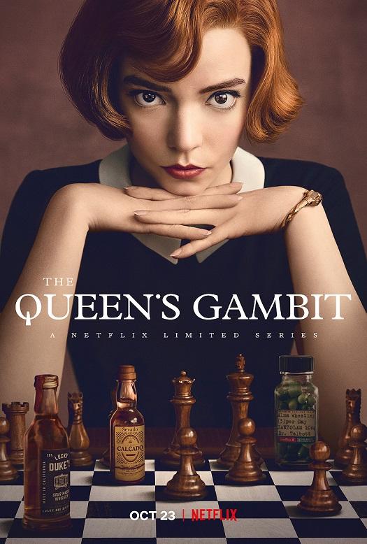 O Gambito da Rainha | Crítica