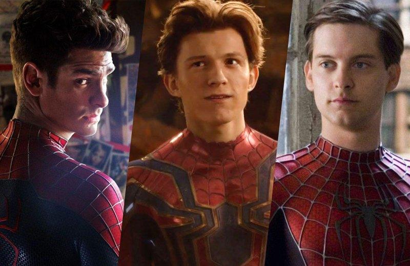 Tobey Maguire e Andrew Garfield estarão em Homem-Aranha 3