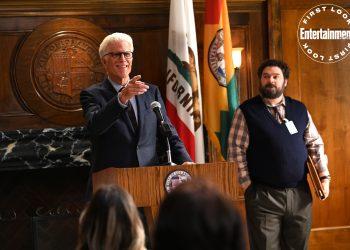 Mr. Mayor nova série Ted Danson