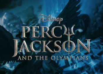 Percy Jackson and the Olympians.