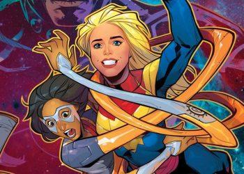 Iman Vellani vai reprisar papel de Ms Marvel em Capitã Marvel 2