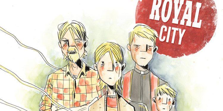 Ler é Bom, Vai! Royal City Volume 1: Segredos em Família