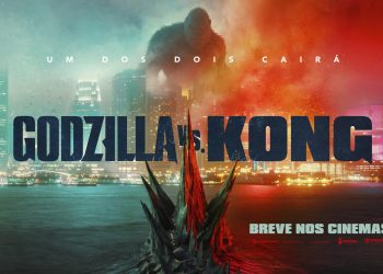 Godzilla vs. Kong nos cinemas