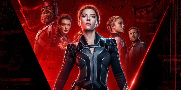 Viúva Negra será lançado simultâneo nos cinemas e no Disney+
