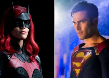 Arrowverse Batwoman Superman