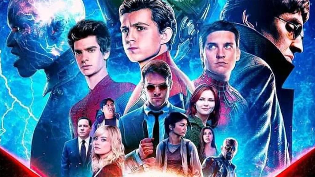 Marvel Homem-Aranha Fan Poster