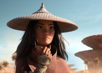 Raya e o Último Dragão novo trailer