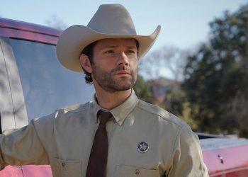 Walker da CW com Jared Padalecki