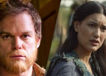 Dexter escala atriz de The Mandalorian