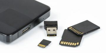 SSD corrompido