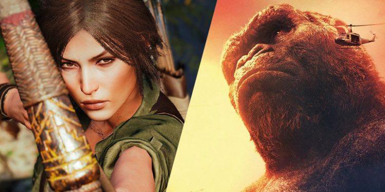 Netflix anuncia séries animadas de Tomb Raider e Kong: A Ilha da Caveira